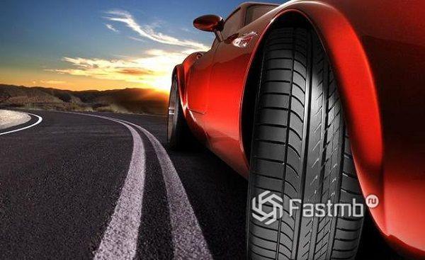 Состояние автомобильных шин