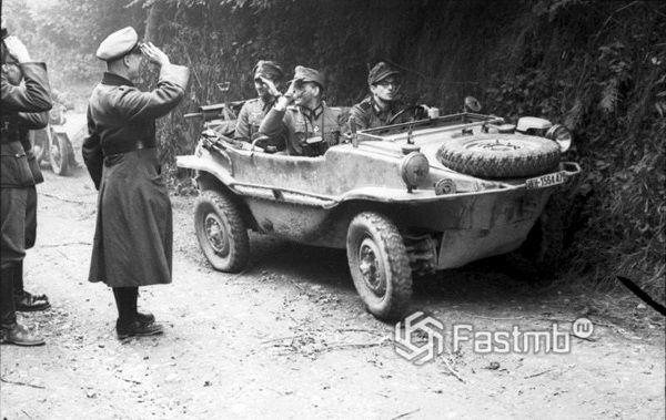 ТОП-10 автомобилей Второй мировой войны