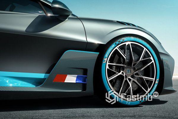 Легкосплавные диски Bugatti Divo 2019
