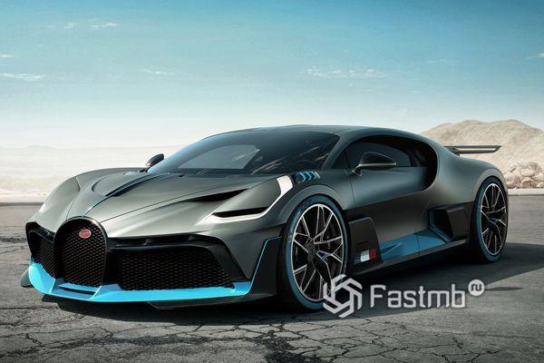 Bugatti Divo 2019, новый спорткар в линейке бренда