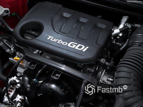 Технические характеристики Hyundai i20 2019, мотор