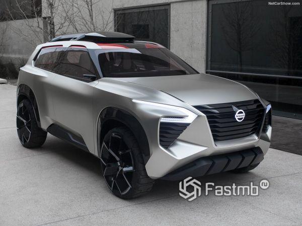 Технические характеристики Nissan Xmotion Concept 2018