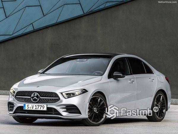 Mercedes-Benz A-Class Sedan 2019: новое воплощение А-класса