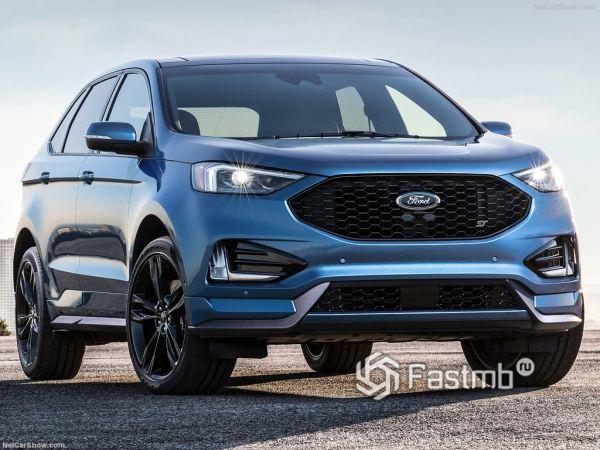 Технические характеристики Ford Edge ST 2019
