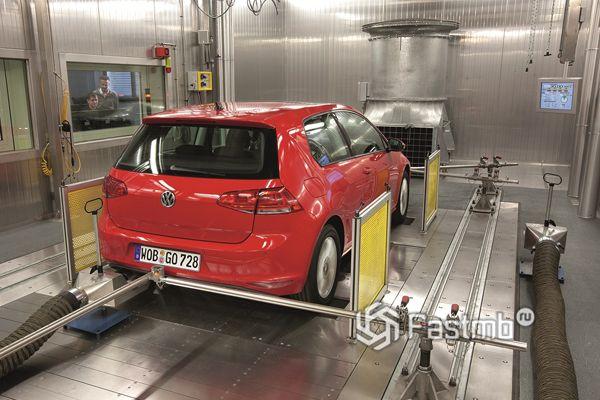 Новый стандарт WLTP для Volkswagen