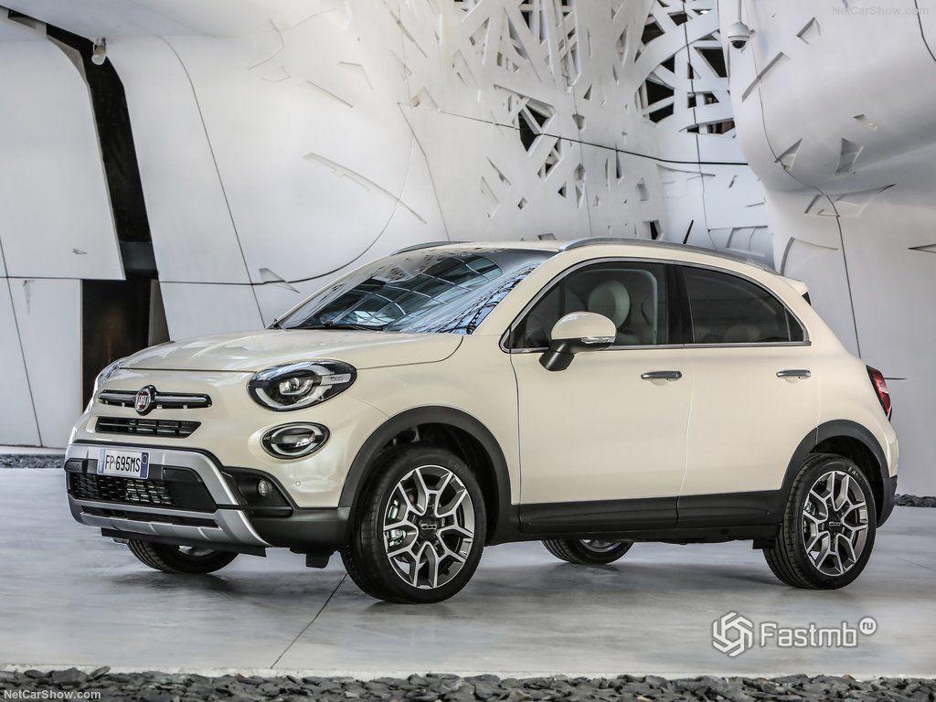 Смотреть Новый Fiat 500X 2019: цена, характеристики и фото, комплектации видео