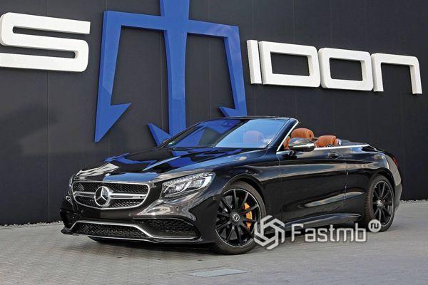 Новый Mercedes-AMG S63