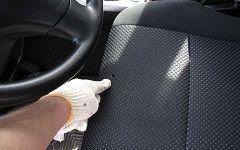 Ремонт сидений автомобиля: порядок работы, советы, фото, видео    Как зашить дырку на сиденье автомобиля