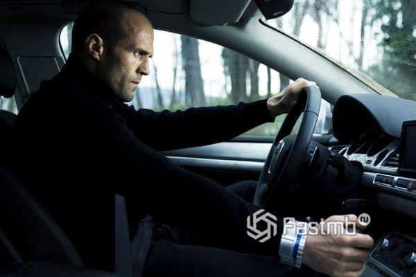 Психологическая нагрузка на водителя