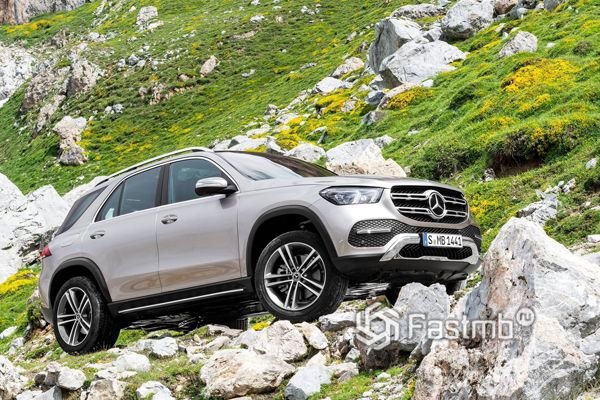 Новая генерация Mercedes-Benz GLE 2019-2020