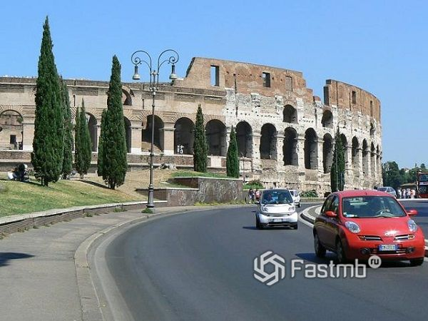 Итальянские водители: ТОП-7 интересных фактов