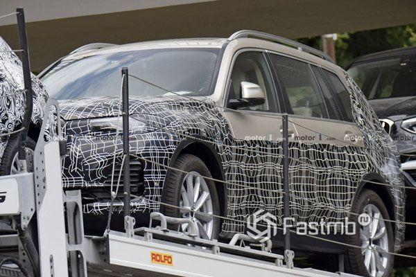 Новый BMW X7 2019