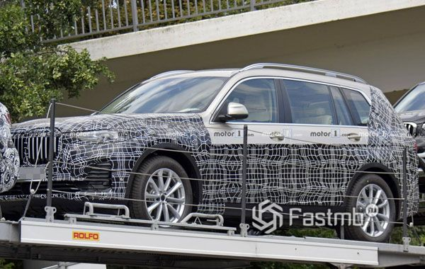 Внедорожник BMW X7 2019