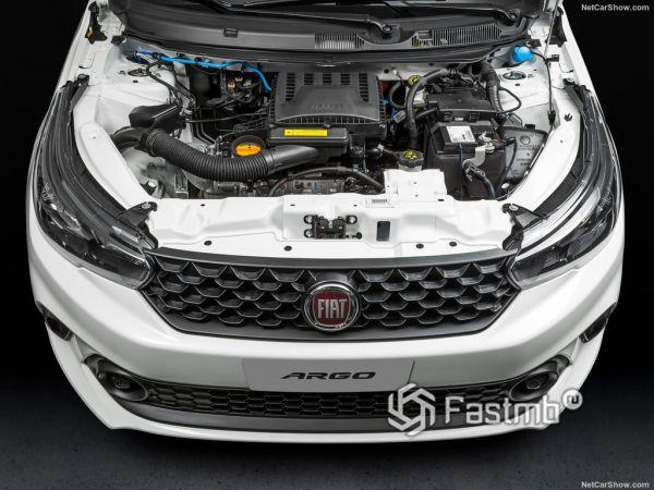 Технические характеристики Fiat Argo 2019