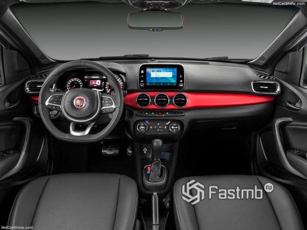 Интерьер нового Fiat Argo