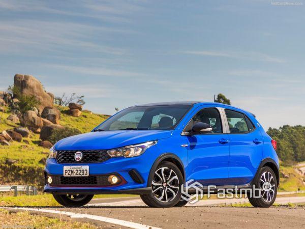 Fiat Argo 2019: серьёзный игрок в европейском В-классе