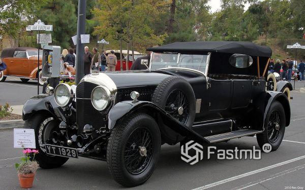 Bentley 6,5 1929