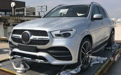 Новый Mercedes-Benz GLE 2019: фото, характеристики