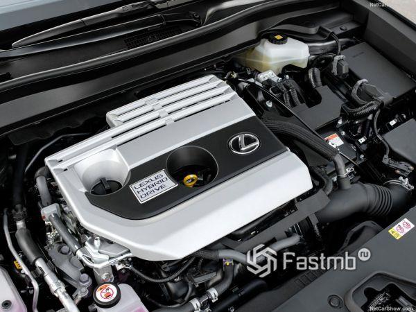 Технические характеристики Lexus UX 2019
