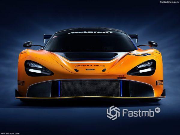 Внешний облик и салон нового McLaren