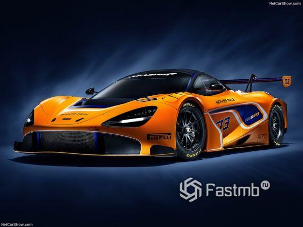 McLaren 720S GT3 2019: гоночный болид GT-класса