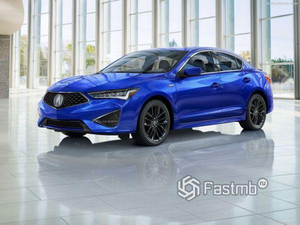 Технические характеристики Acura ILX 2019