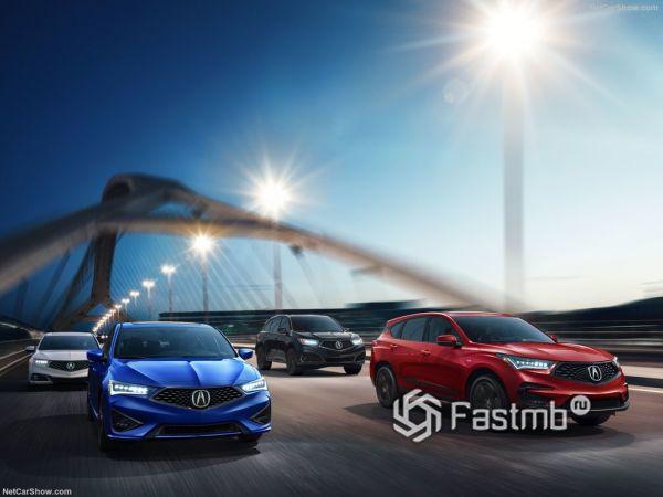 Acura ILX 2019: многообещающий рестайлинг модели