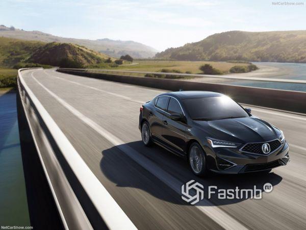 Системы безопасности новой Acura ILX