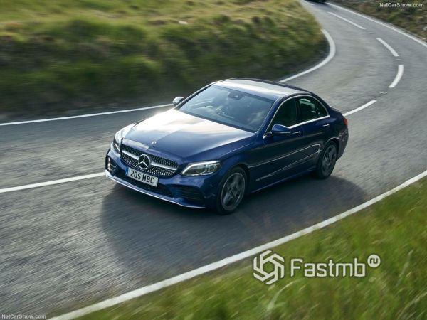 Технические характеристики Mercedes-Benz C-Class 2019