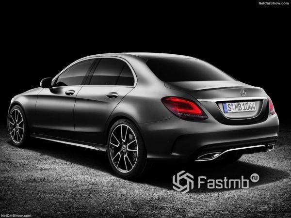 Экстерьер Mercedes-Benz C-Class