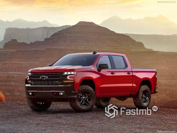 Chevrolet Silverado 2019: четвёртое поколение пикапа
