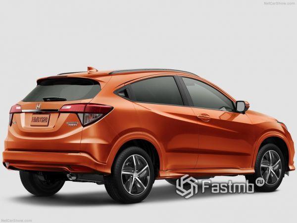 Технические характеристики Honda HR-V 2019
