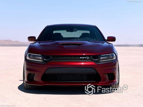 Внешний облик нового Dodge Charge
