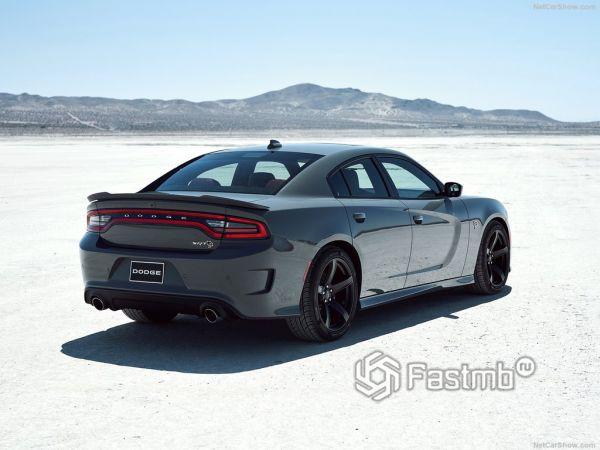 Системы безопасности нового Dodge Charger SRT Hellcat