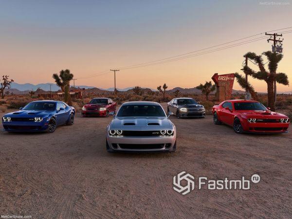 Dodge Charger SRT Hellcat 2019: необузданная мощь и динамика