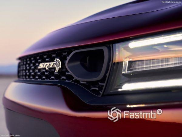 Технические характеристики Dodge Charger SRT Hellcat 2019