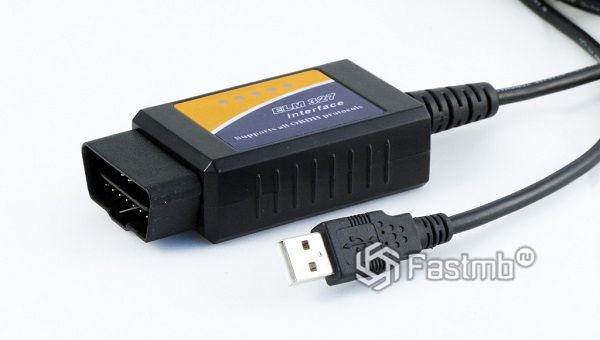 ELM327 USB OBD II
