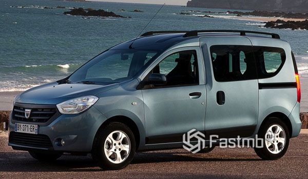 Пассажирский Renault Dokker 2018