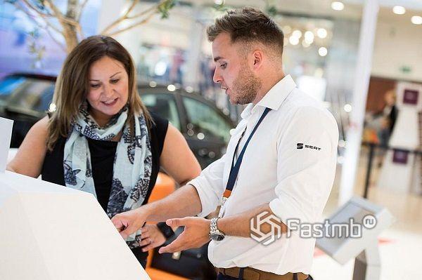 Нежелание торговаться при покупке нового автомобиля