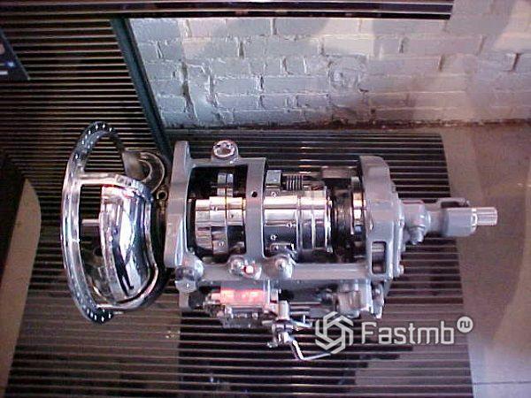 hydramatic transmission