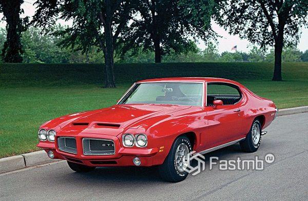 История Pontiac: ТОП-7 интересных фактов