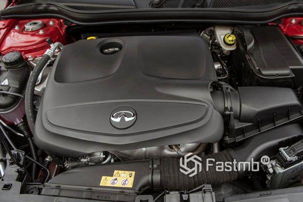 Бензиновый двигатель Infiniti QX30 2017