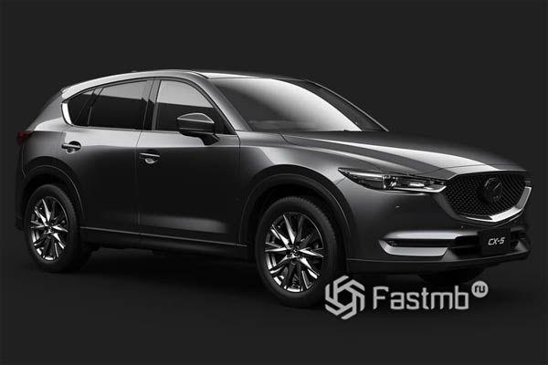 Обновленный Mazda CX-5 2019