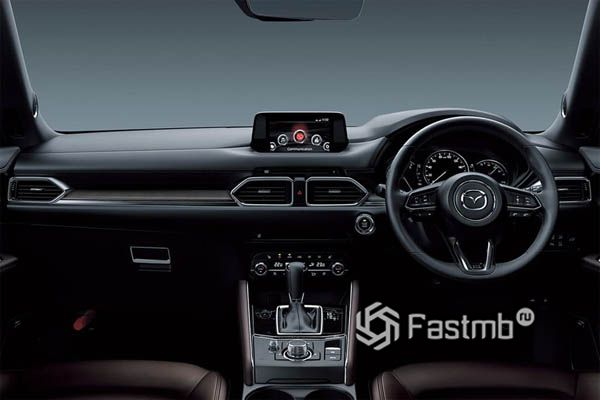 Передняя панель Mazda CX-5 2019