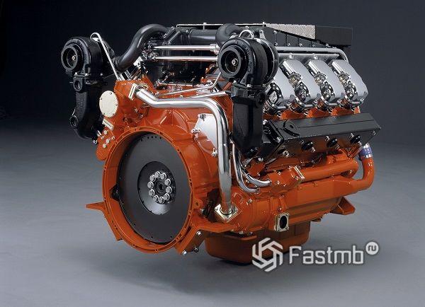 Преимущества дизельных двигателей