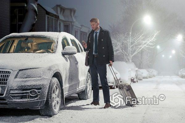 Нюансы эксплуатации дизельного двигателя зимой