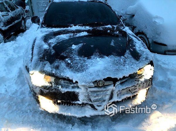 Поведение дизельного мотора зимой