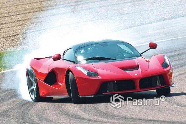 Новый Ferrari LaFerrari