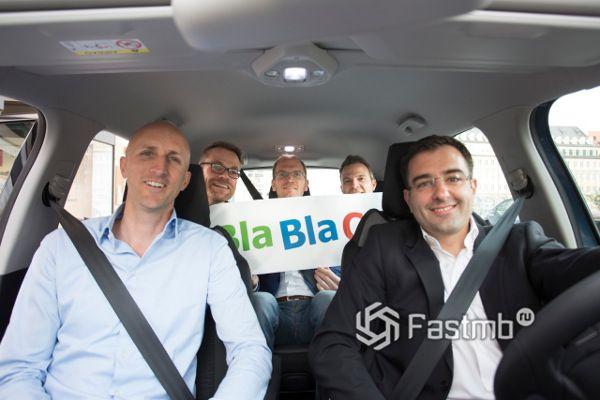 Почему BlaBlaCar стал в Украине платным
