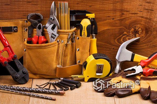 Какие бывают наборы инструментов